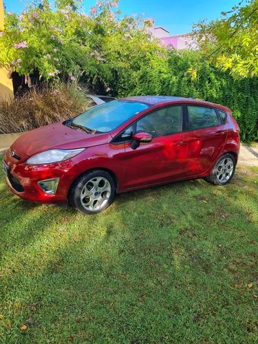 Ford Fiesta Titanium Power Kd