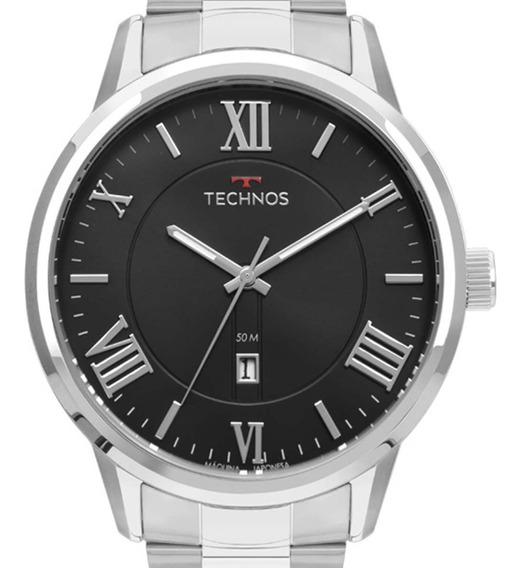 Relógio Technos Masculino Performance Racer 2115mtz/1p + Nfe