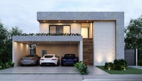 Imagem 1 de 12 de Casa Com 4 Dormitórios À Venda, 400 M² Por R$ 3.800.000,00 - Jardim Do Golfe - São José Dos Campos/sp - Ca1749