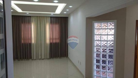 Casa Com 3 Dormitórios Para Alugar, 200 M² Por R$ 4.200/mês - Jardim Primavera - Nova Odessa/sp - Ca0305