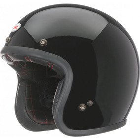 Capacete Bell Custom 500 Solid Black 58