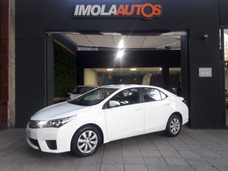 Toyota Corolla 1.8 Xli Mt 140cv No Civic No Vento No Focus