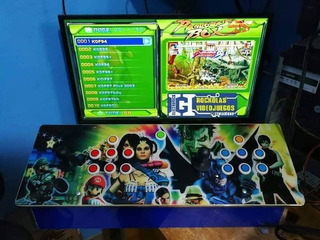 Tablero Arcade Pandora Box 5s Hd