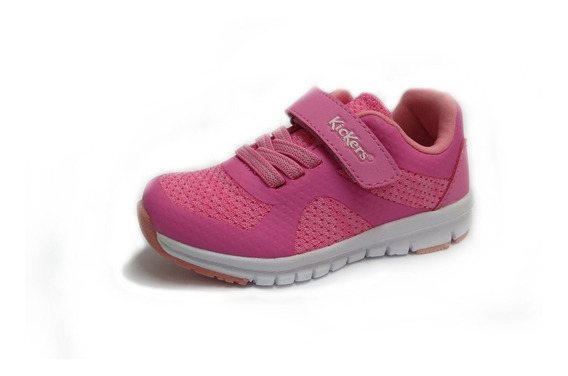 Zapatillas Deportivas Kids Kickers 21 Al 28 Art Blazing