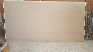 Placa Yeso Maxhaus 9.5 1.20x2.40 Mts