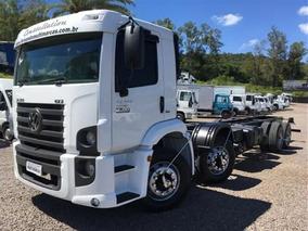 Caminhão Volkswagen Vw 24280 Constellation Bitruck 8x2 2017