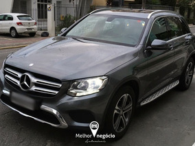 Mercedes-benz Glc-250 4matic 2.0 16v Tb Aut. 2017 Cinza