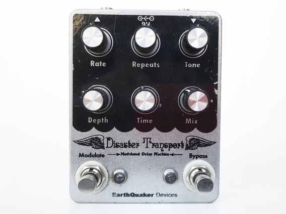 Earthquaker Devices Disaster Transport | Delay + Chorus