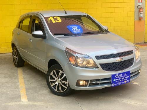 Chevrolet Agile Ltz 1.4 Top De Linha