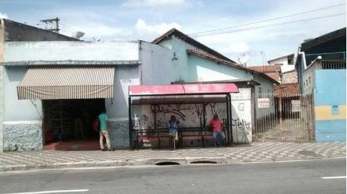 Casa Antiga Com Ponto Comercia - Ca0462