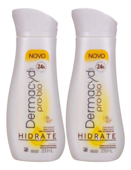Kit C/2 Dermacyd Pro Bio Hidrate 200 Ml