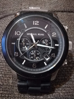 Reloj Michael Kors Mk8107 En Caja Impecable!!!!!!!!!