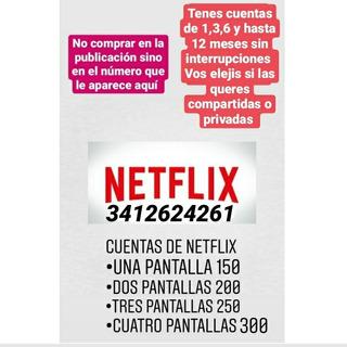 El N E T F L I X De Argentina Ultra Re Premium