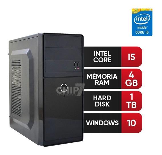 Desktop Intel Core I5 4gb Ddr3 Hd 1 Tera. Super Promoção!