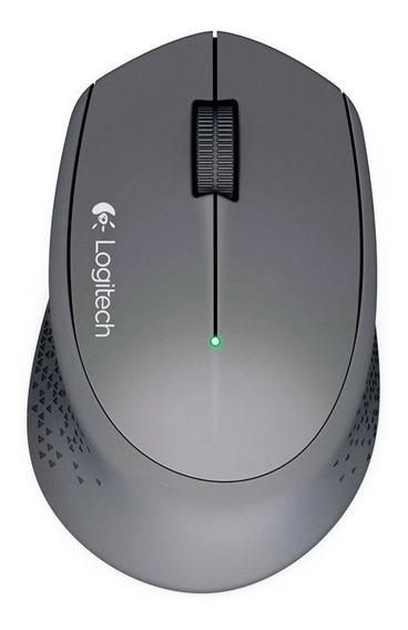 Logitech Mouse Inalámbrico M280 Gris - Logitech