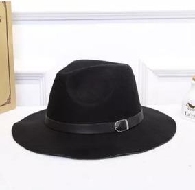 Sombrero De Ala Para Mujer, Hombre Moda.