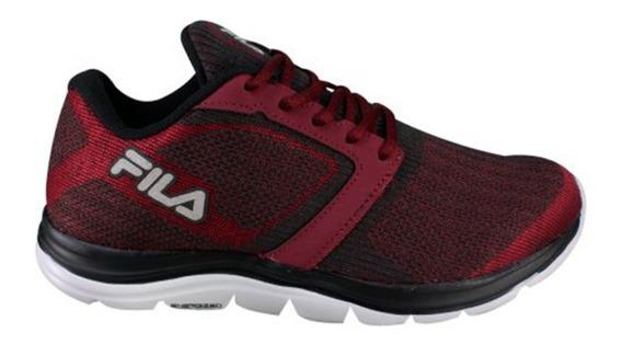 Zapatillas Fila Twisting 2.0 Running Originales Vino
