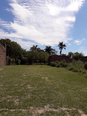 Vendo Terreno Villa Don Alberto. Resistencia. Chaco