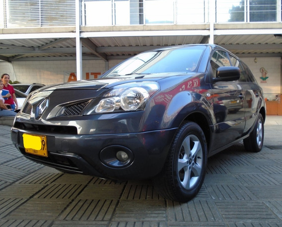Renault Koleos 2.4