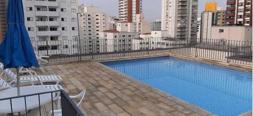 Apartamento De Condomínio Em São Paulo - Sp - Ap0016_elso