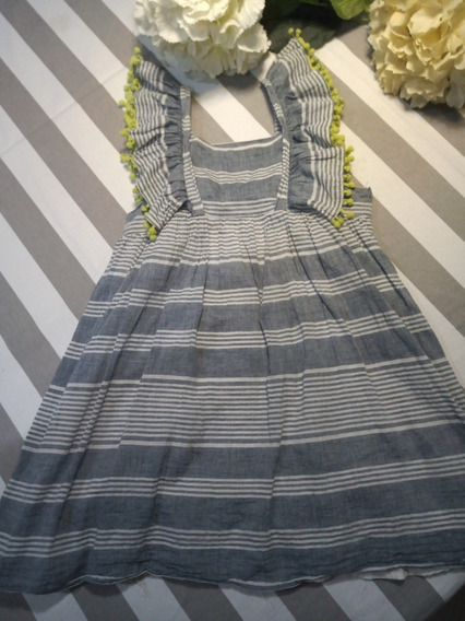 Hermosísimo Vestido Pioppa Talle 8