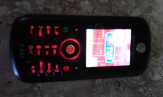 Celular Motorola C261