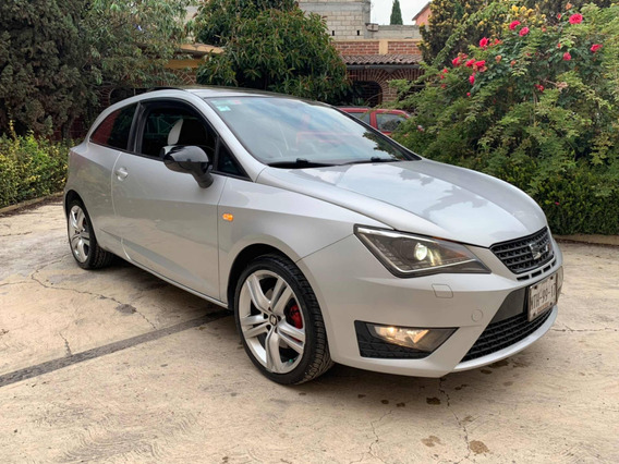Seat Ibiza 2015 Cupra 1.4 Turbo 180 Hp Coupe Xenon Nav Qc