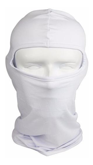 Toca Ninja Capuz Balaclava Mascara Motoqueiros 03 Peças!