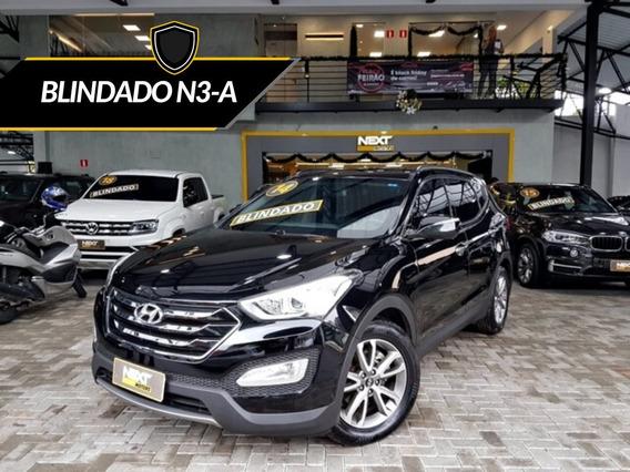 Hyundai Santa Fé 3.3 Mpfi 4x4 V6 270cv Gasolina 4p