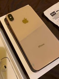 iPhone Xs Max 64 Dorado Gold Garantía Comprobante B4u