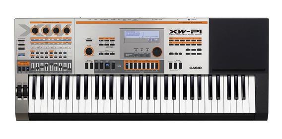 Teclado Sintetizador Casio Xw-p1 | Xwp1 | Garantia E Nfe