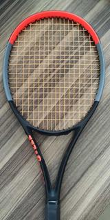 Par De Raquete De Tenis Wilson Clash 100 295g