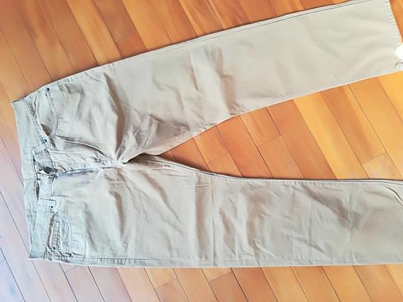 Pantalon Icebow Hombre Gabardina Talle 36