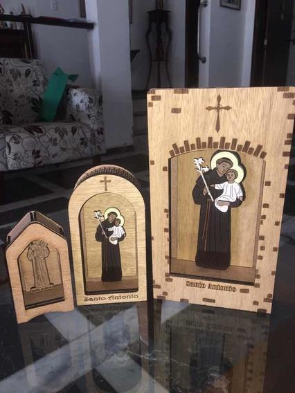 Conjunto De Capelas De Santo Antonio