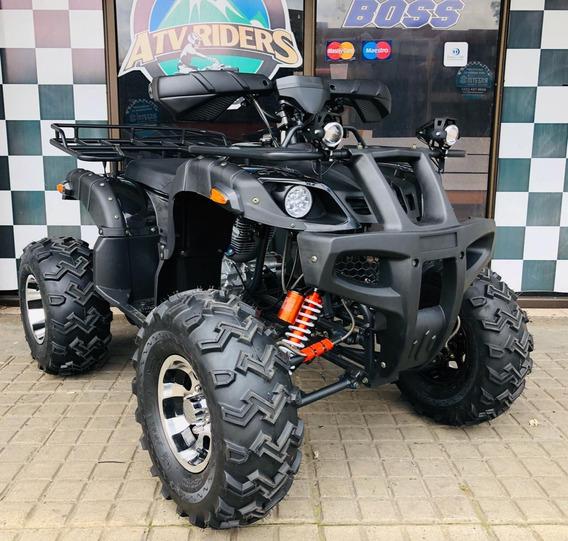 Cuatrimoto Boss Ranchero 250cc Mecánico 2020