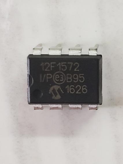 Ci Microcontrolador Pic12f1572-i/p Lote Com 60 Peças