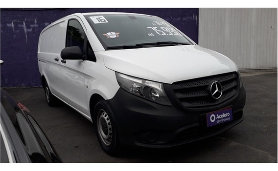 Mercedes-benz Vito 1.6 16v Cdi Diesel Furgão 111 Manual