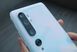 Xiaomi Mi Note 10 128 Gb Branco-glacial 6 Gb Ram