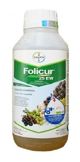 Folicur 1lt Fungicida De Uso Agricola Tebuconazole