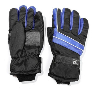 Guantes Water Proof Térmicos Ajustables Motos Nieve Bici