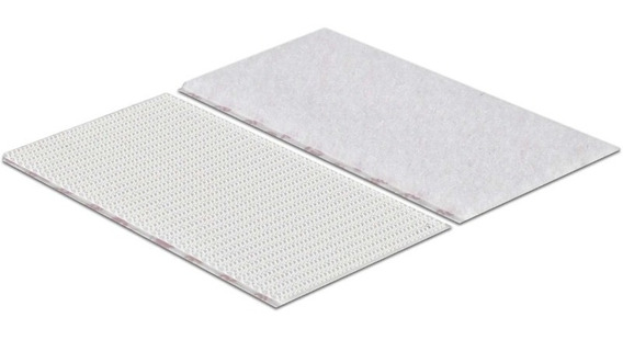 Abrojo Velcro Autoadhesivo Alta Resistencia Soporta 3,5 Kg