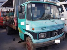Caminhão Mercedes-benz 608 Ano: 1985