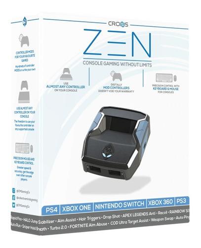 Imagem 1 de 8 de Cronus Zen Adaptador Conversor Ps4  Ps3 Xbox One Switch