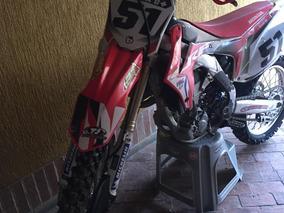 Honda 450r Motocross Año 2015