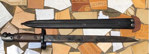 Antigua Bayoneta Inglesa Mk Ii 1942