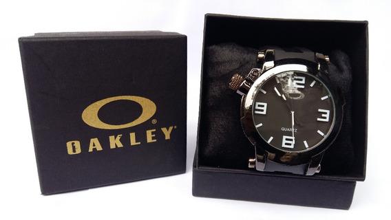 Relogio Esportivo Oakley Holeshot 2, Moderno Com Caixinha