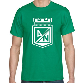 Camiseta Estampada Atlético Nacional / Colombia