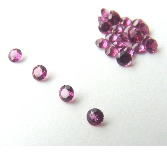 Turmalina Rosa Pedra Preciosa Natural Preço 25 Pedras 3400