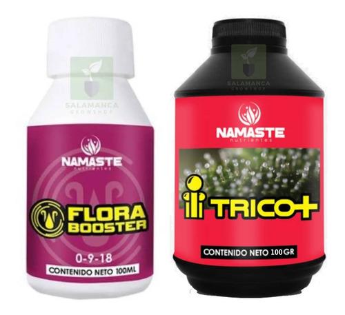 Kit Flora Booster + Trico+  Namaste Floración/ Salamanca