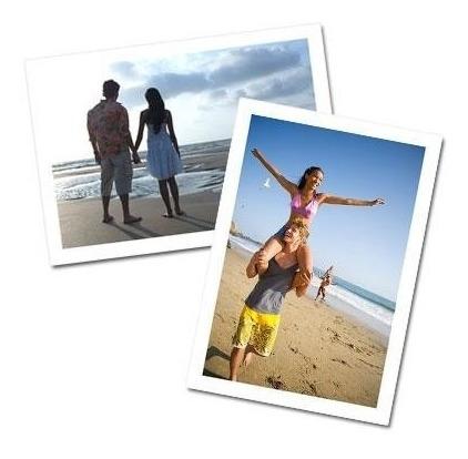 Papel Fotografico Glossy Adesivo 100 Folhas Prova D